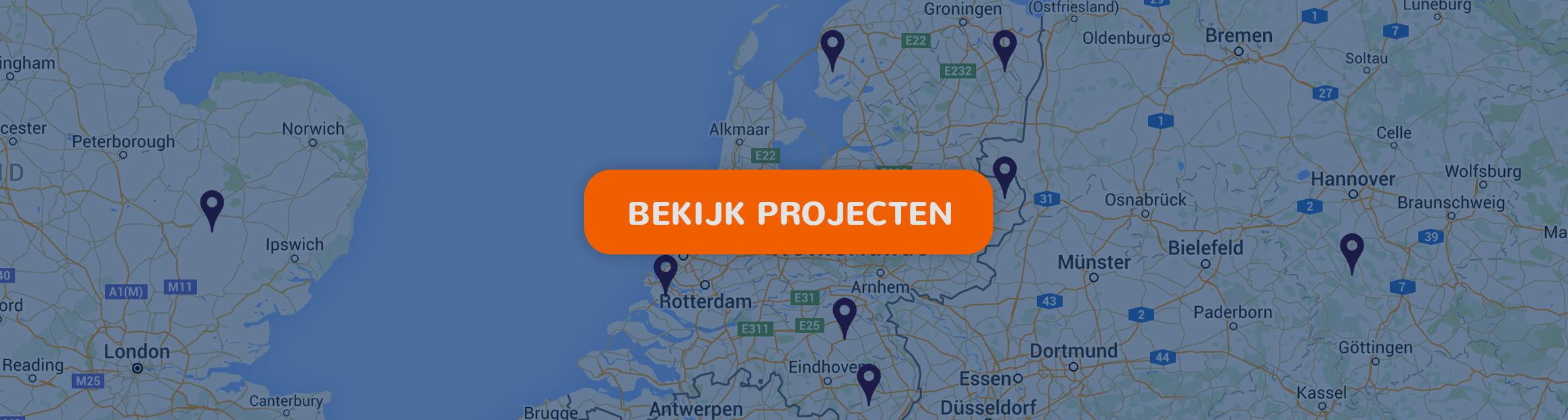 Opgeleverde projecten